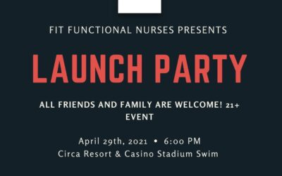 Launch Event!